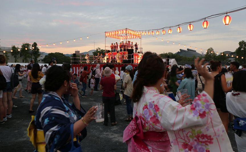 ひろしま盆ダンス2019|イベント情報 旅やか広島