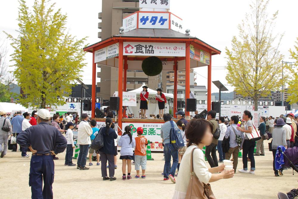 年に一度のお酒の祭典「酒まつり」が東広島市で開催されました