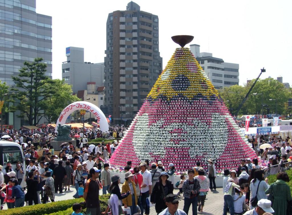広島春の祭典 今年もゴールデンウィークに開催