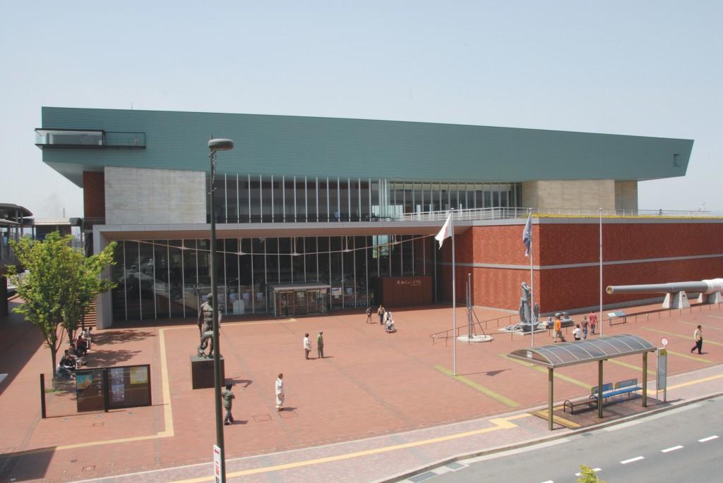 人気観光施設の大和ミュージアム 今月10周年迎える