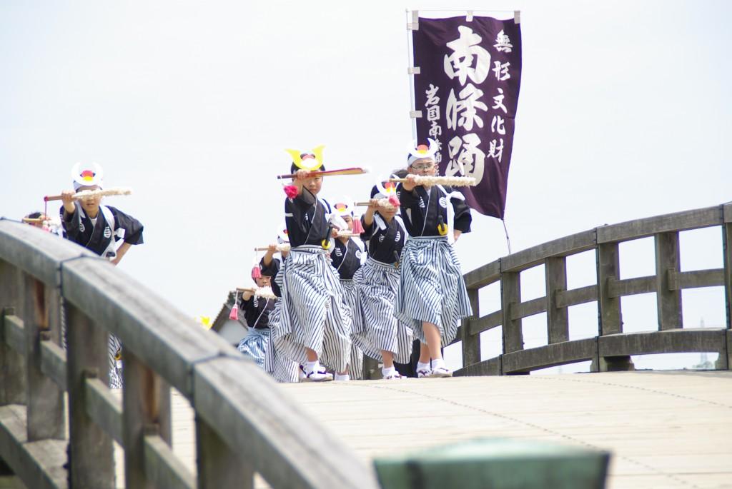 錦帯橋まつり4