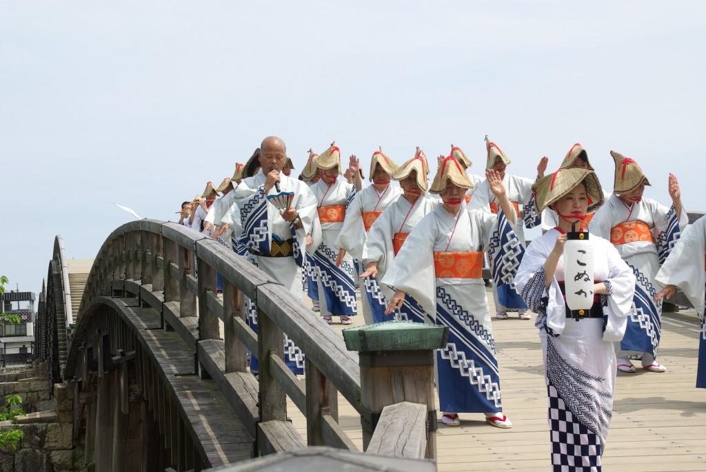 錦帯橋まつり6
