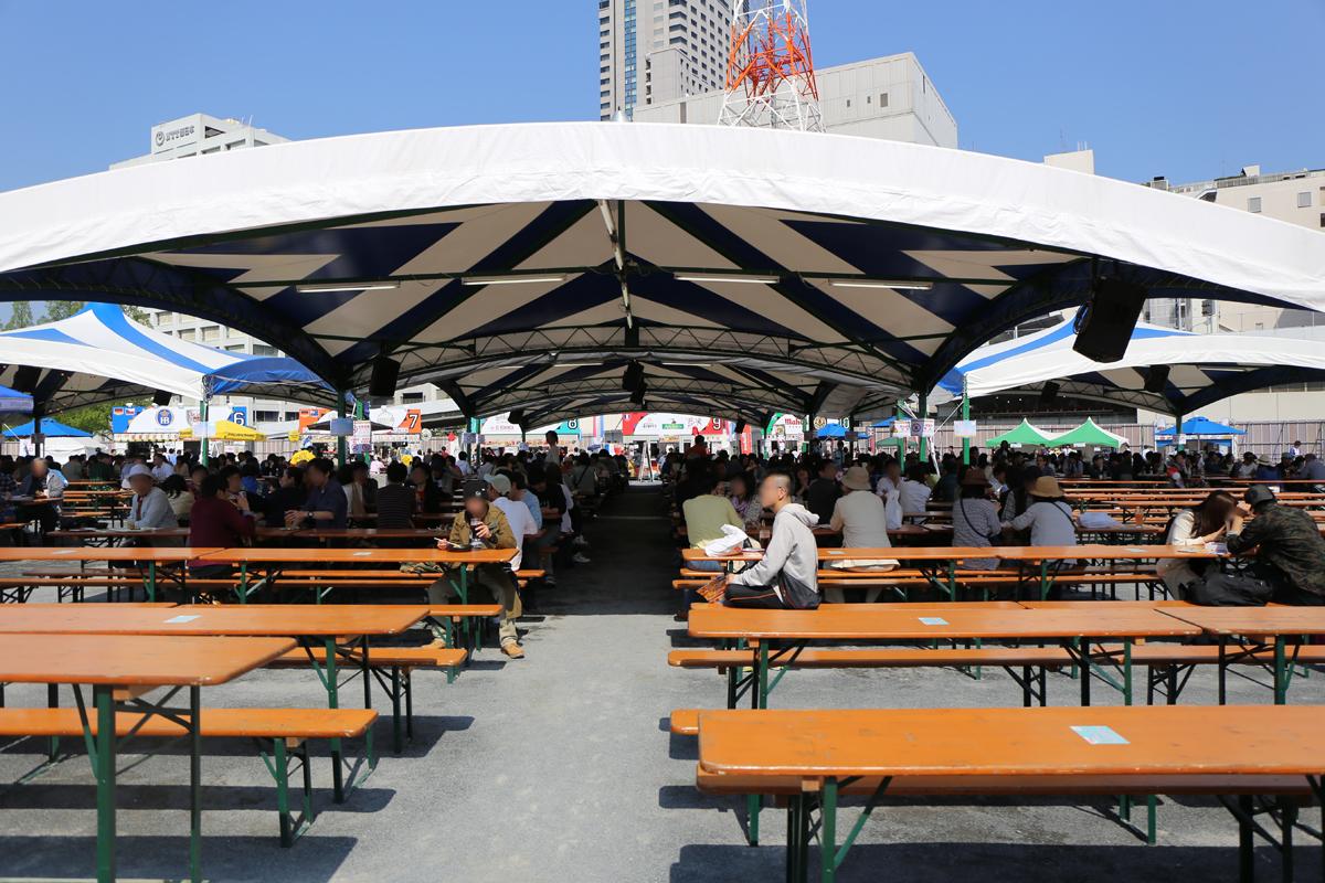 世界のビールとグルメスタジアム2016_4