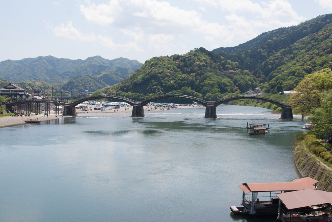 39回錦帯橋まつり1