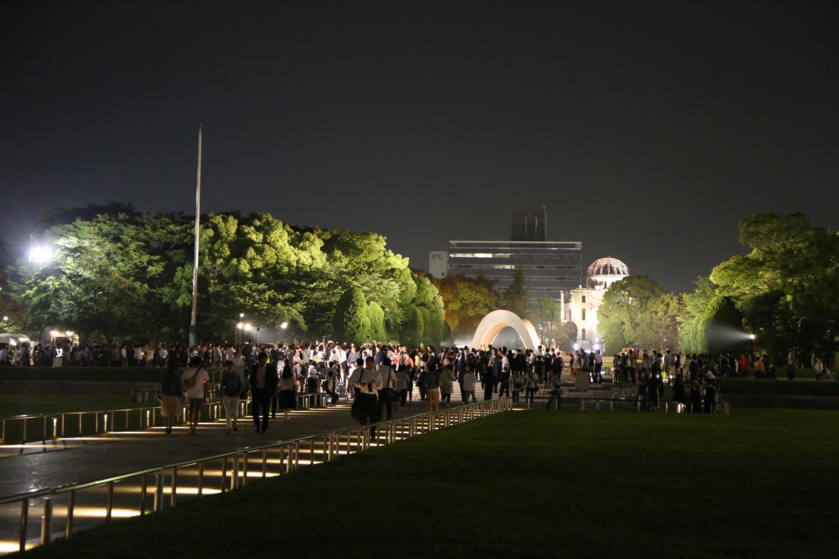 オバマ大統領広島訪問2