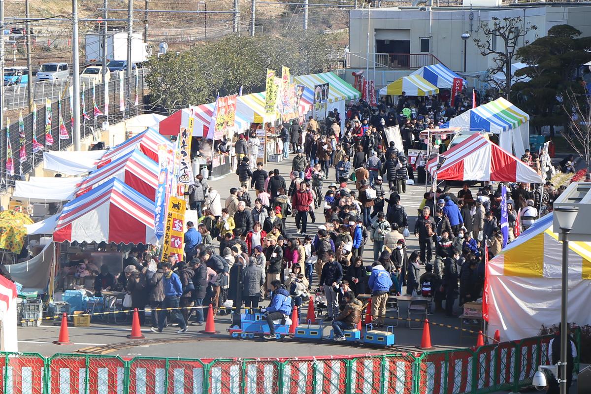 第28回大野かきフェスティバルが開催されました