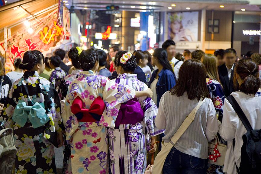 400年記念を迎える広島三大祭り・とうかさん大祭 ゆかたできん祭と同時開催|広島観光情報総合サイト 旅やか広島